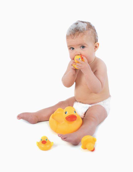Brinquedo de banho Familia Pato Playgro