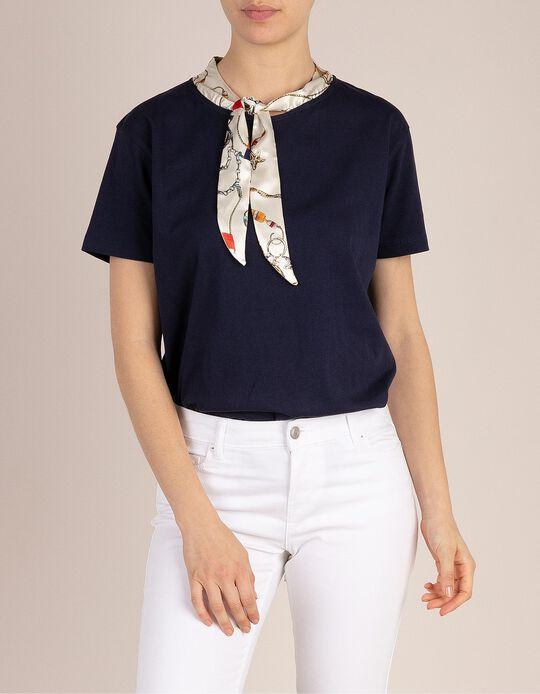 T-Shirt with Ribbon
