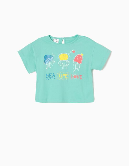 T-shirt Sea Love Anti-UV 30