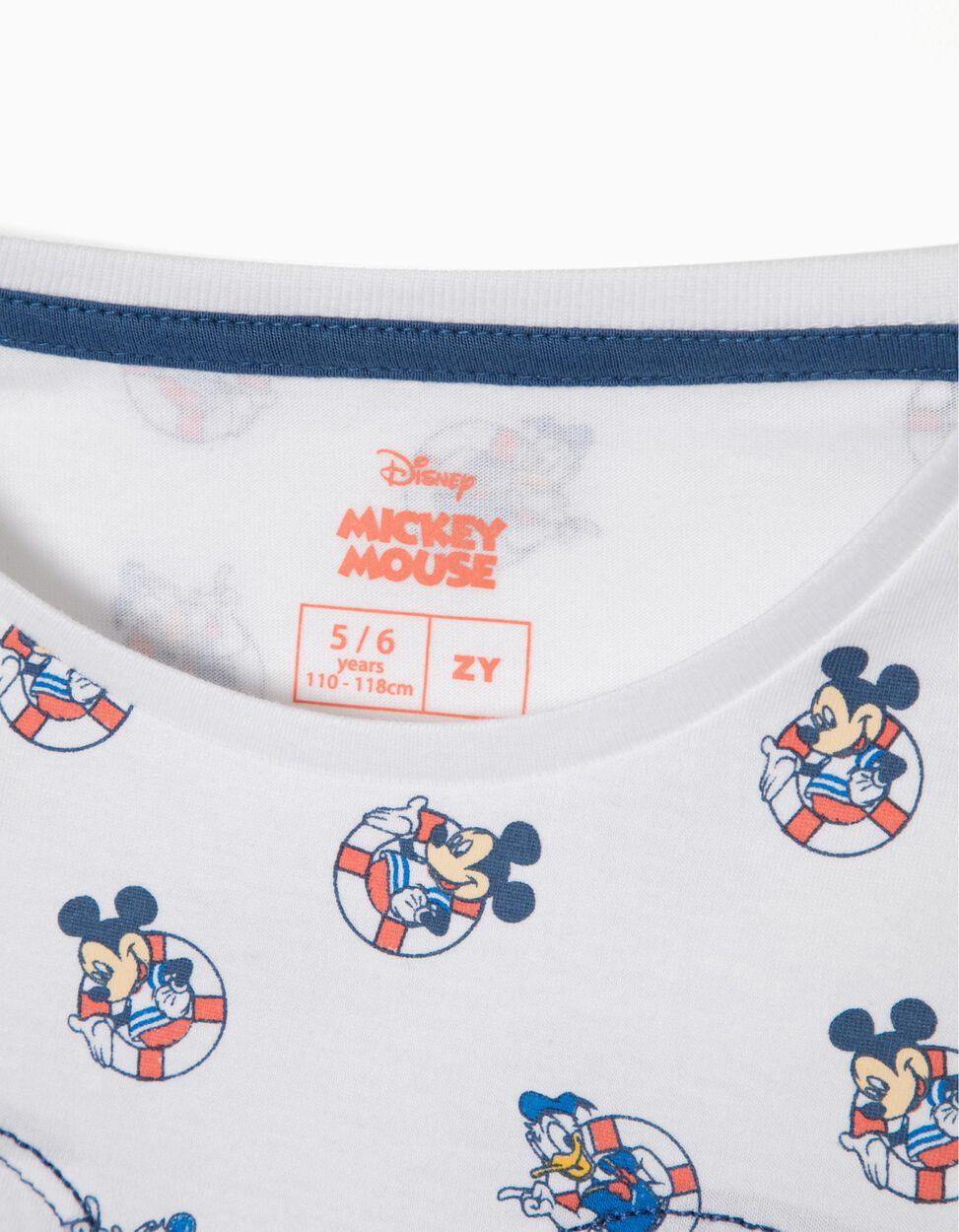 T-shirt Mickey The Captain