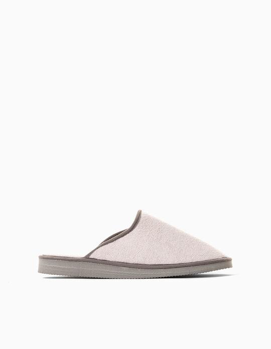 Bedroom Slippers for Women, Grey