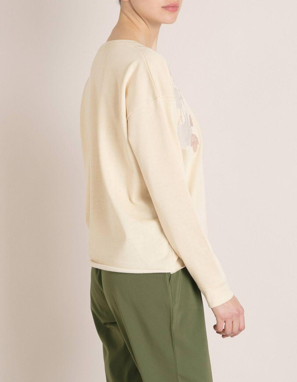 Sweatshirt Com Bordados