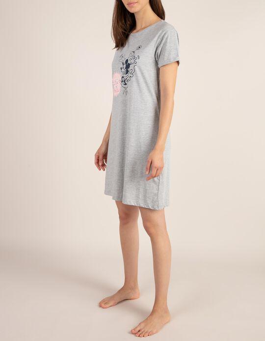 Camisa de dormir com estampado Minnie