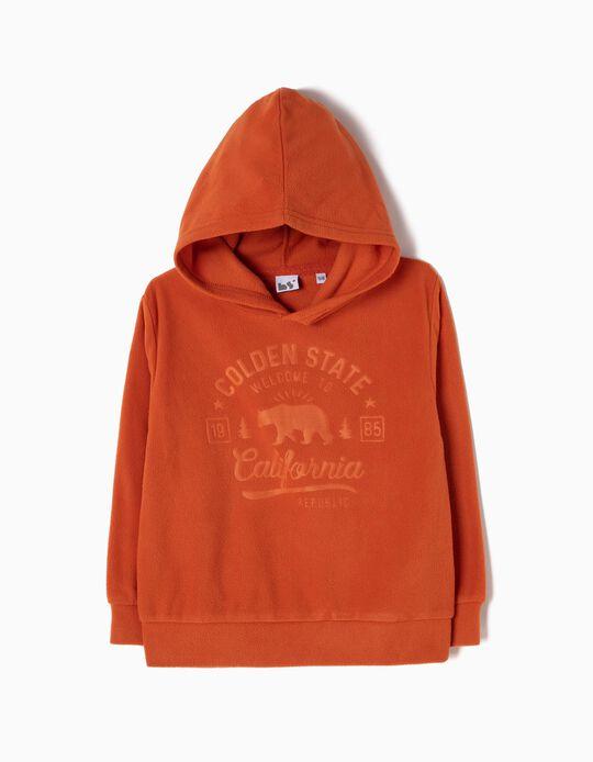 Sweatshirt Com Capuz Golden State