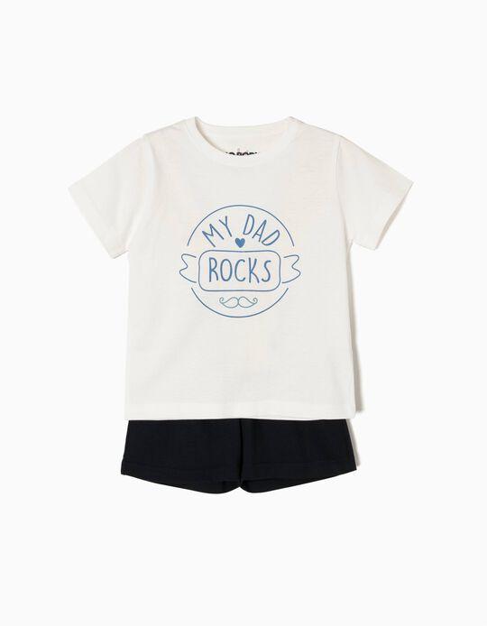 Pijama Menino Especial Dia do Pai