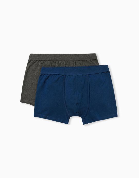 2 Boxer Shorts for Men