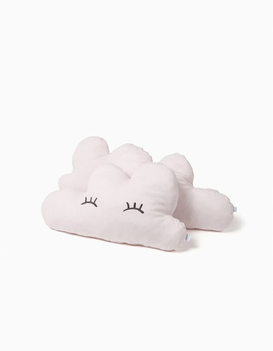 Resguardo Decorativo Cloud Colchão 118x58 Zy Baby