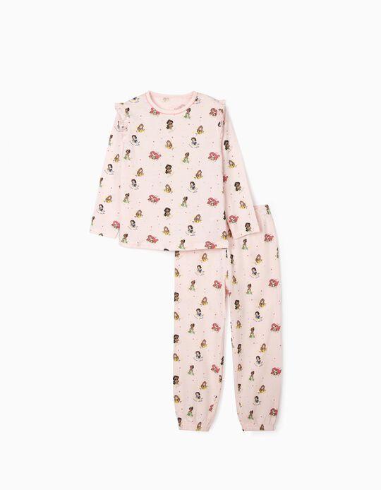Pijama para Menina 'Disney Princess', Rosa