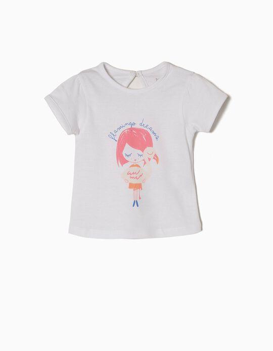 T-shirt Flamingo Dreams