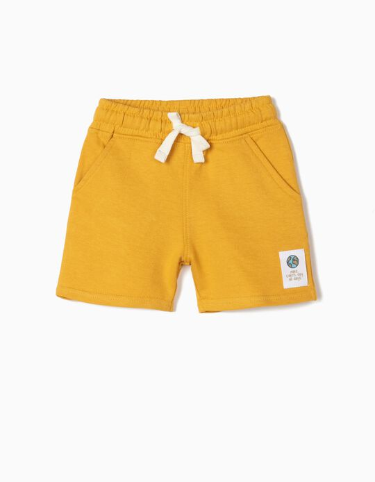 Sports Joggers in Organic Cotton, Babies