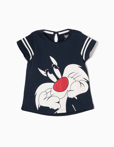T-shirt Tweety Branca