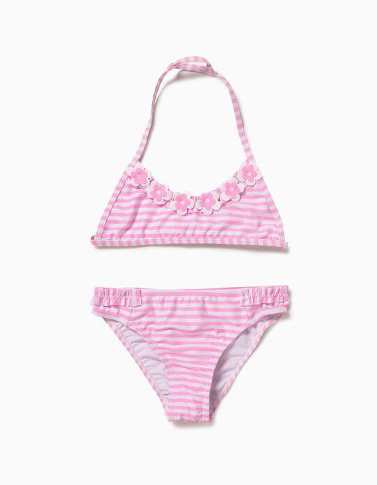Striped Bikini for Girls