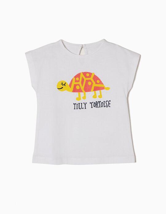 T-shirt Tortoise