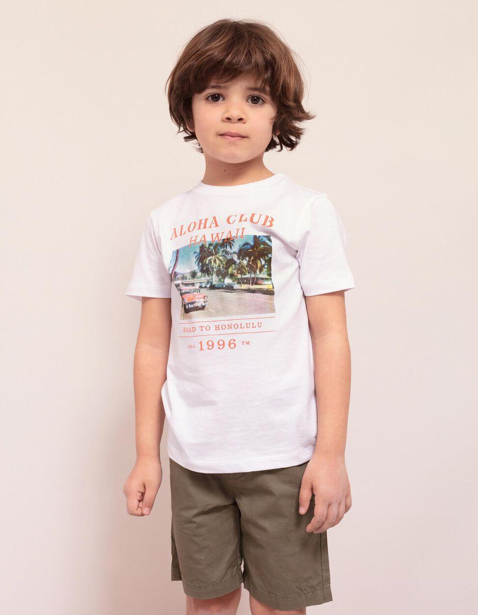 T-shirt Aloha Club