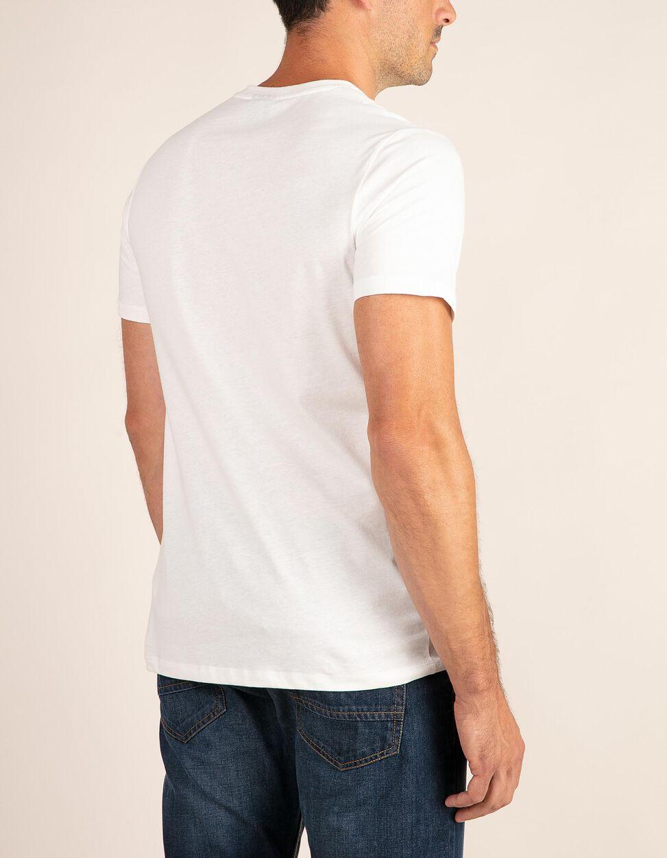 T-shirt lisa com estampado Popeye