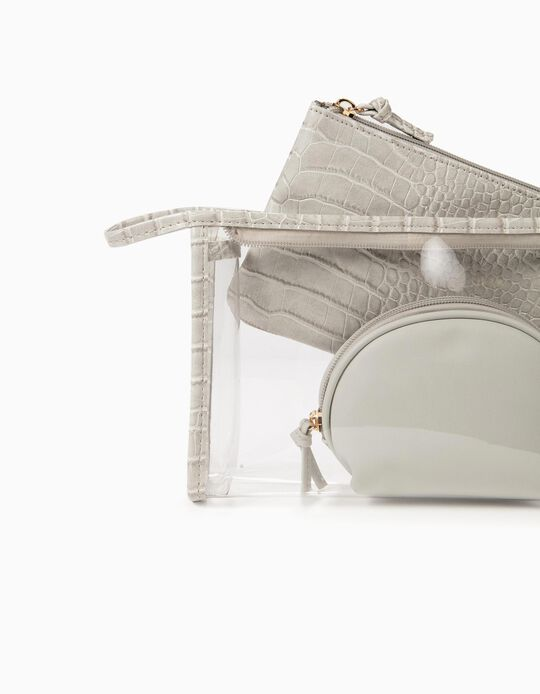 Clear Multifunction Pouch