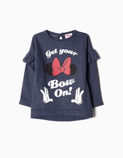 Sweatshirt Minnie Bow On!