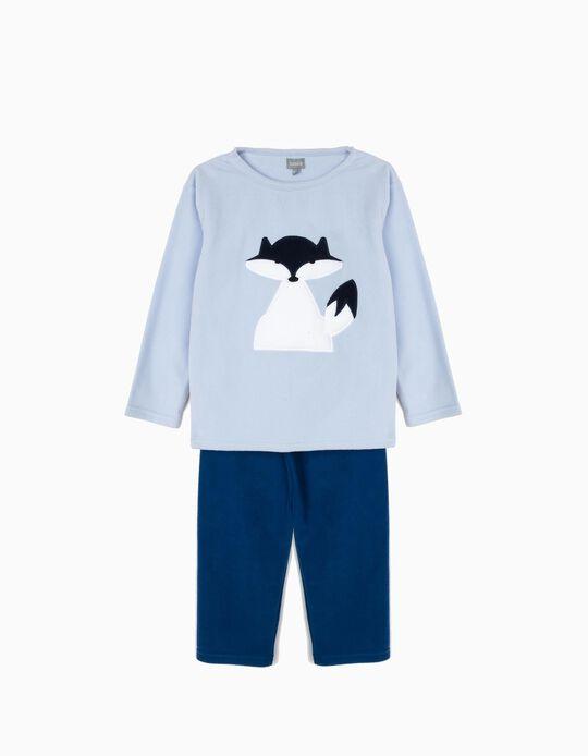 Conjunto de pijama raposa