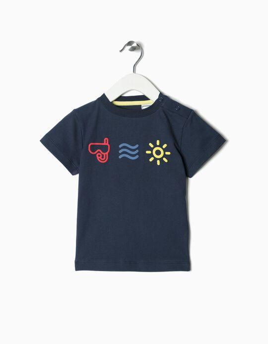 T-shirt Proteção UV