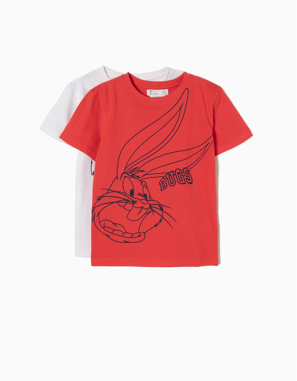 Pack t-shirts Looney Tunes