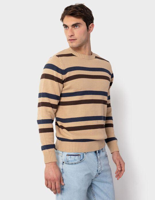 Striped Jumper for Men