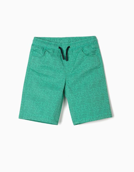 Twill Shorts for Boys