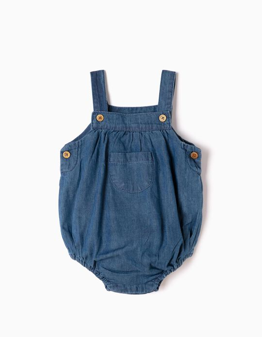 Denim Rompers, My 1st Denim