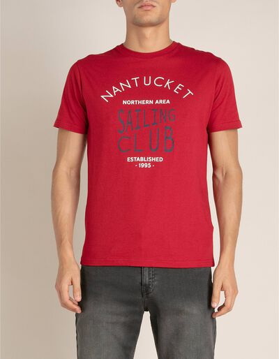 T-Shirt Nantucket Sailing Club