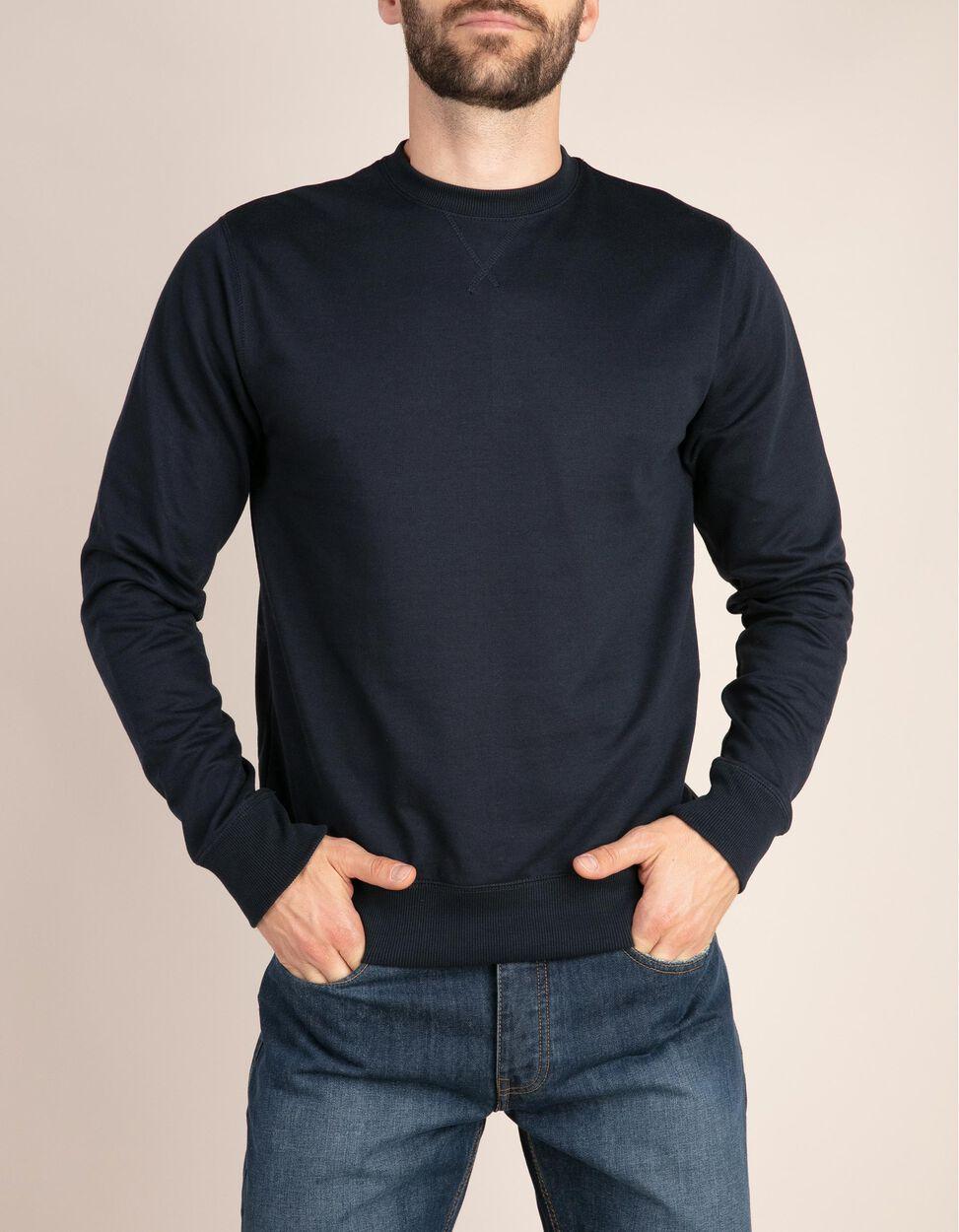 Sweatshirt Azul