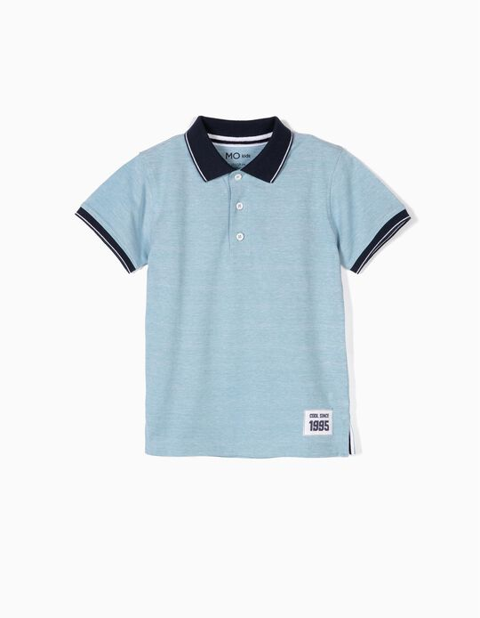 Polo Shirt for Boys, 'Cool Since 1995'