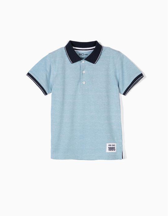 Polo Shirt for Boys, 'Cool Since 1995'