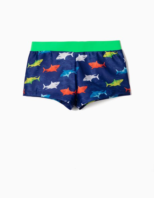 Cropped Swim Shorts, for Boys