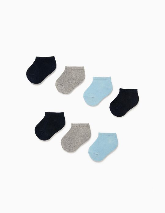 4 Pairs of Assorted Trainer Socks