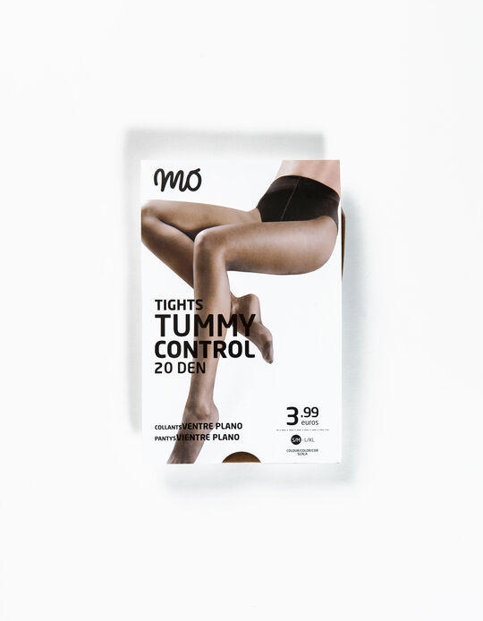 Collants 20 Den Tummy Control