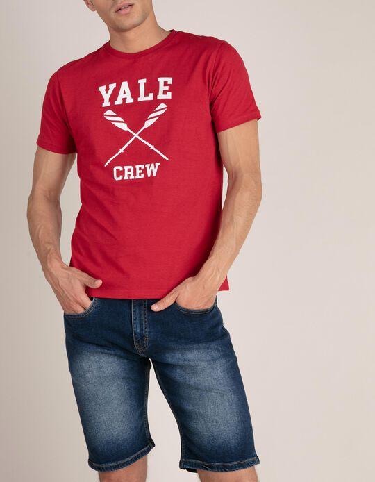 T-Shirt Yale Crew