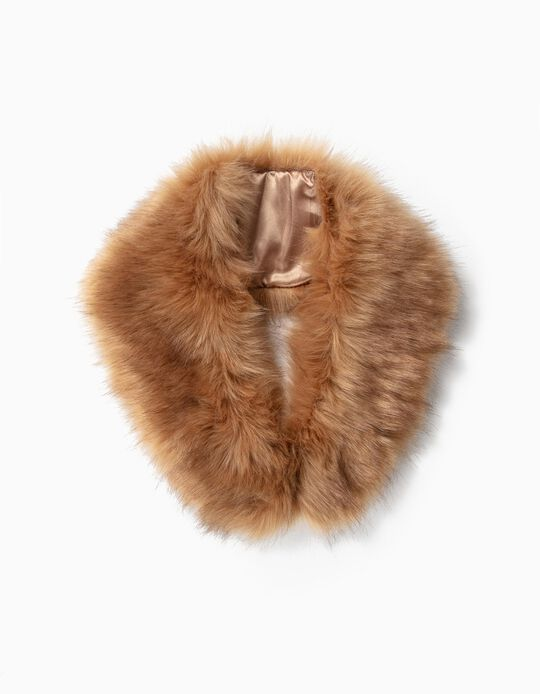 Faux Fur Neck Warmer