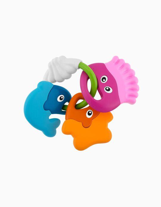 Anel De Dentição Peixinhos Chicco