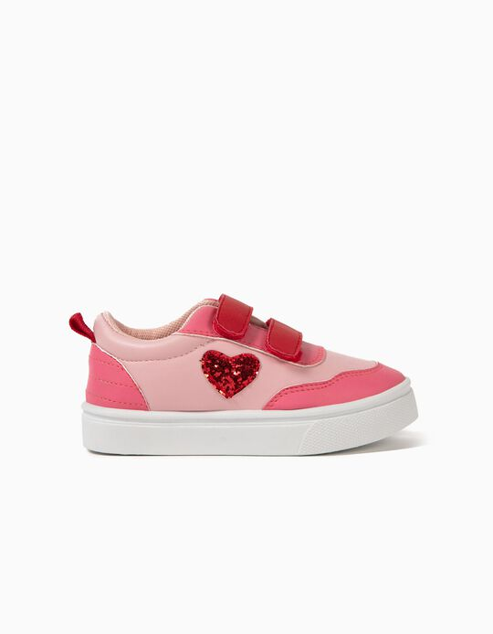 Trainers for Baby Girls, 'Valentine Day'