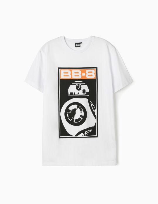 T-shirt de Manga Curta Star Wars