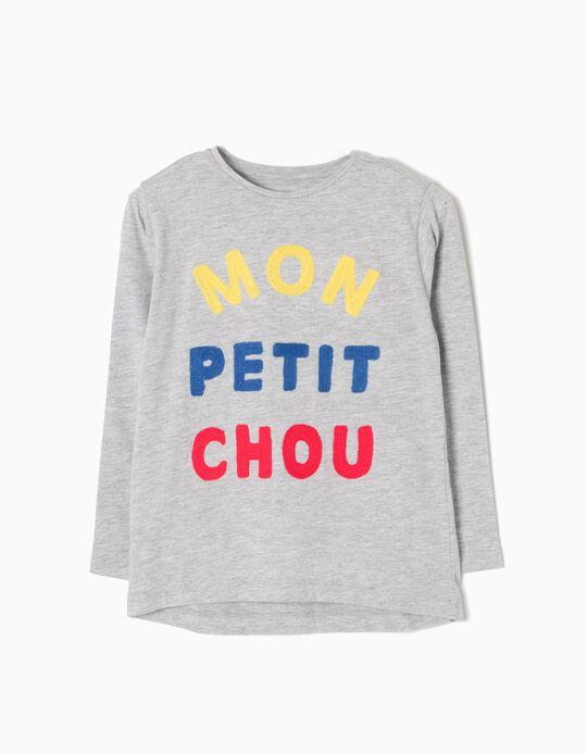 T-shirt Manga Comprida Petit