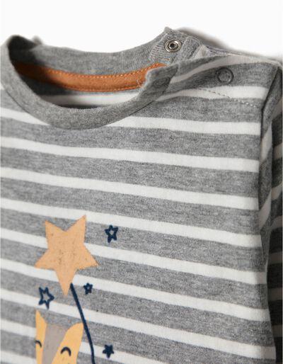 T-shirt Manga Comprida Star