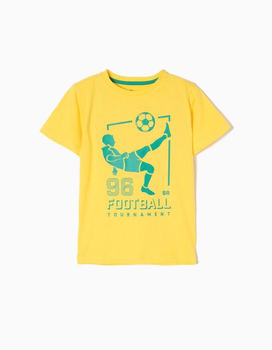 T-shirt Football 96