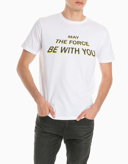 T-Shirt My The Force Be With You