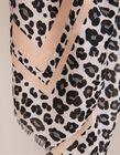 Écharpe Estampado Leopardo