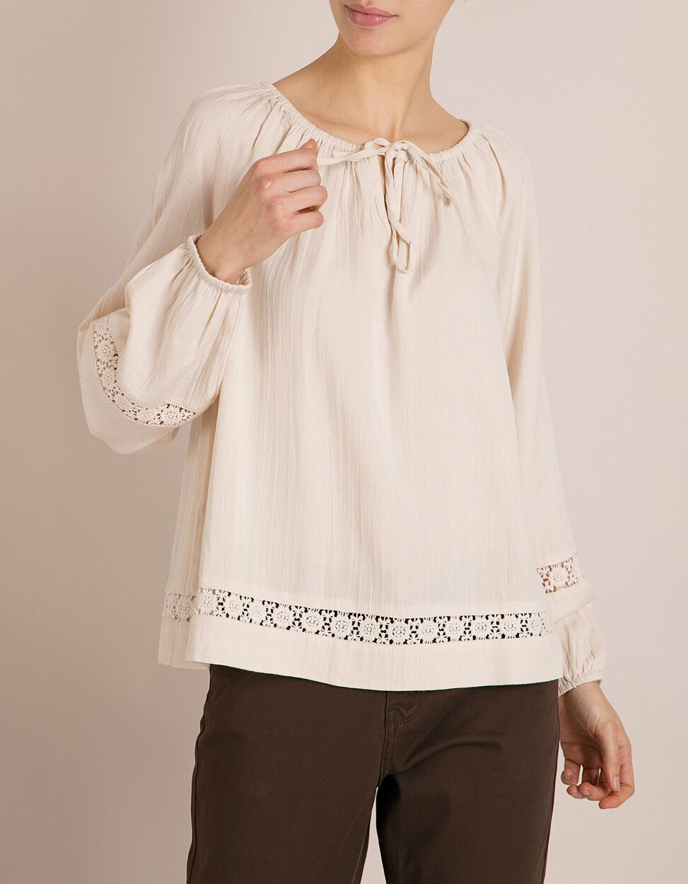 daf2fde4b Blusa Crochet | MO Online
