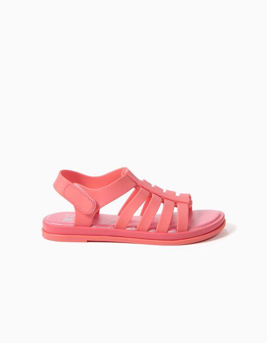 Sandálias para Menina, Rosa