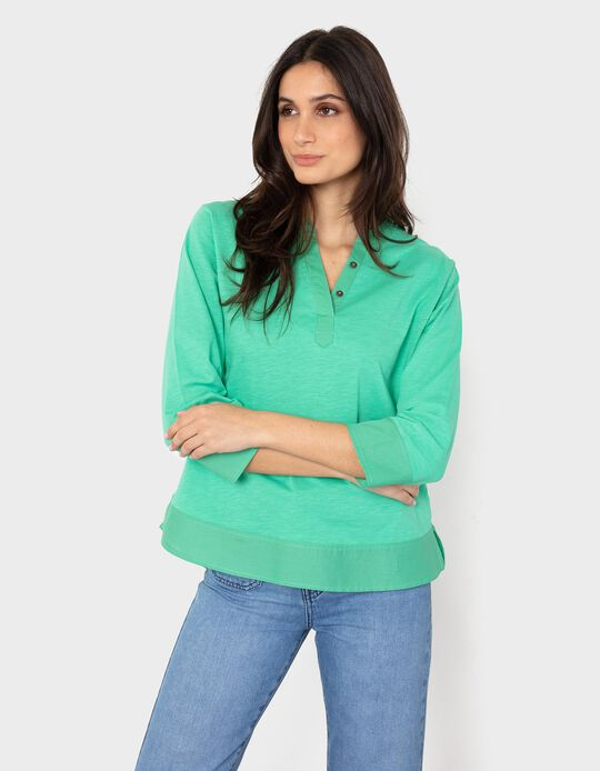 Cotton Blouse, for Women