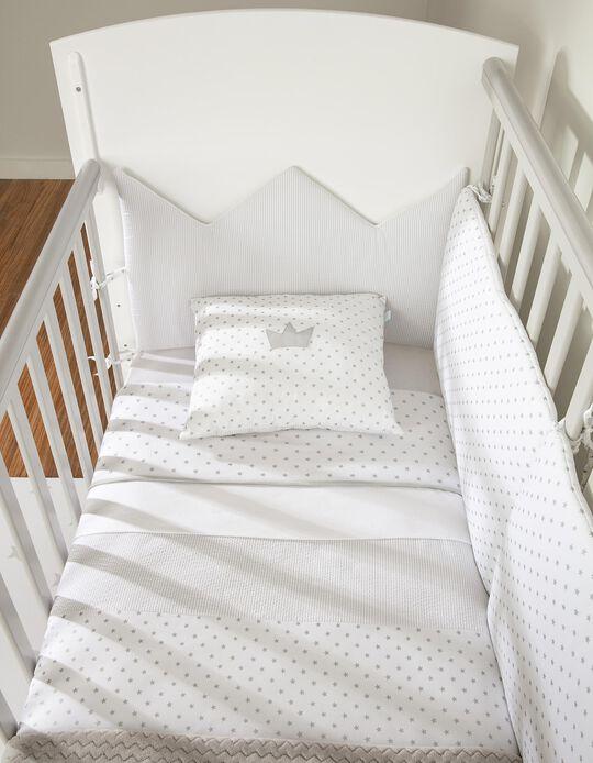 Resguardo Decorativo 120x60cm Stars Zy Baby
