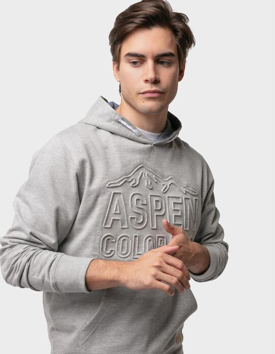 Hooded Sweatshirt, Naval