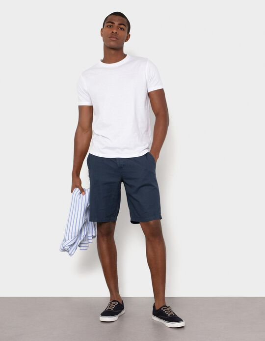 Linen Shorts, Men